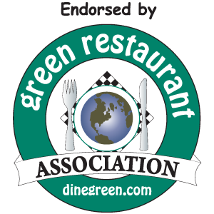 The XLERATOR is endorsed by the Green Restaurant Association in the hand dryer category