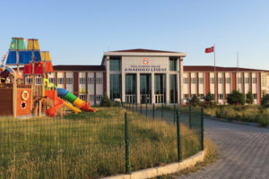 Usak Kanyon College