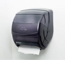 free flow paper towel dispensers