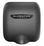 XLERATOR XL-GR Graphite Textured Painted Cover